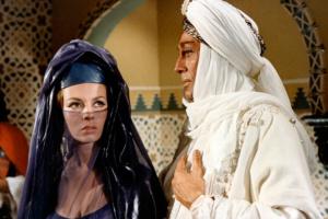 Фильм «Анжелика и султан» (Angelique et le sultan) 1968