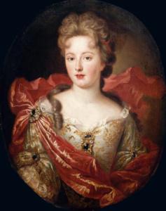 Мария-Анжелика де Скорай де Руссиль, герцогиня де Фонтанж