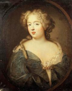 Мадам де Монтеспан (неизвестный художник)