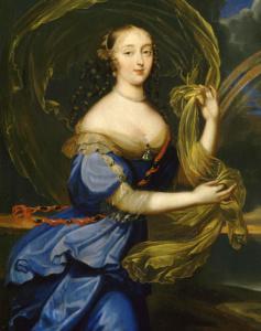 Франсуаза Атенаис де Рошешуар де Мортемар, маркиза де Монтеспан