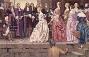 Королевские невесты